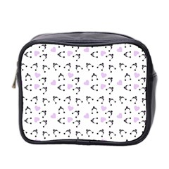 Black Hats Mini Toiletries Bag 2 Side