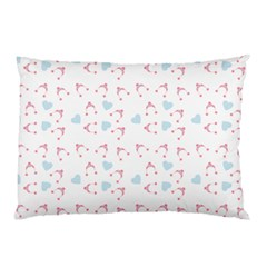 Pink Hats Pillow Case (two Sides)