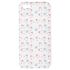 Pink Hats Apple Iphone 5 Hardshell Case