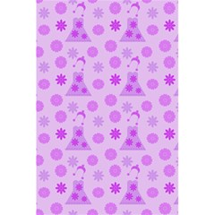 Purple Dress 5 5  X 8 5  Notebooks