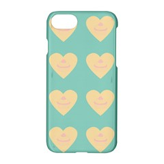 Teal Cupcakes Apple Iphone 8 Hardshell Case