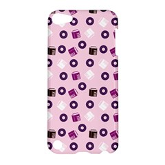 Pink Donuts Apple Ipod Touch 5 Hardshell Case