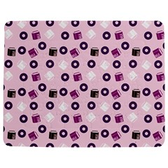 Pink Donuts Jigsaw Puzzle Photo Stand (rectangular)