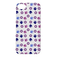 Milk And Donuts Apple Iphone 5s/ Se Hardshell Case