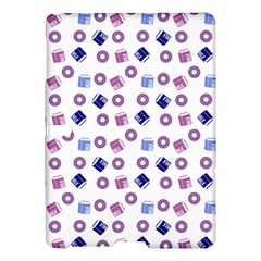 Milk And Donuts Samsung Galaxy Tab S (10 5 ) Hardshell Case