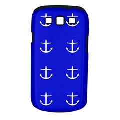 Royal Anchors Samsung Galaxy S Iii Classic Hardshell Case (pc+silicone)