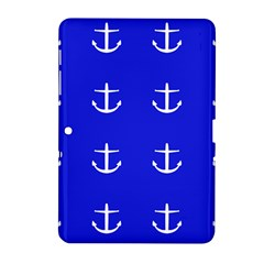 Royal Anchors Samsung Galaxy Tab 2 (10 1 ) P5100 Hardshell Case
