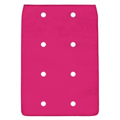 Small Pink Dot Flap Covers (s)