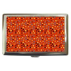 Red Retro Dots Cigarette Money Cases