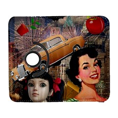 Out In The City Samsung Galaxy S  Iii Flip 360 Case