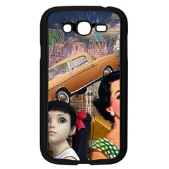 Out In The City Samsung Galaxy Grand Duos I9082 Case (black)