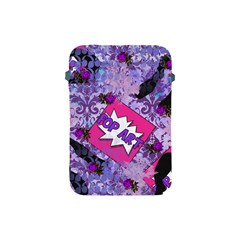 Purple Retro Pop Apple Ipad Mini Protective Soft Cases