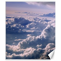 In The Clouds Canvas 8  X 10