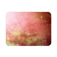 Galaxy Red Double Sided Flano Blanket (mini)
