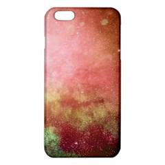 Galaxy Red Iphone 6 Plus/6s Plus Tpu Case