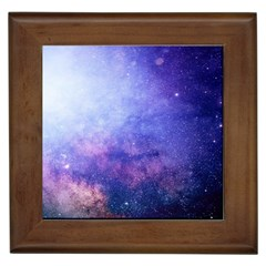 Galaxy Framed Tiles