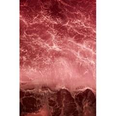 Red  Ocean Splash 5 5  X 8 5  Notebooks by snowwhitegirl