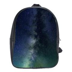 Galaxy Sky School Bag (xl)