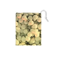 Bulbs Drawstring Pouch (small)