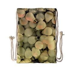 Bulbs Drawstring Bag (small)