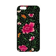 Pink Japan Floral Apple Iphone 6/6s Hardshell Case