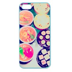 Ramen And Sushi Apple Seamless Iphone 5 Case (color)