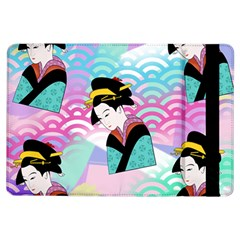 Japanese Abstract Ipad Air Flip