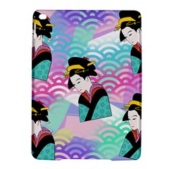 Japanese Abstract Ipad Air 2 Hardshell Cases