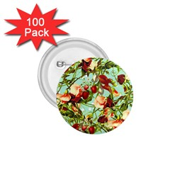Fruit Blossom 1 75  Buttons (100 Pack)