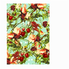Fruit Blossom Large Garden Flag (two Sides)