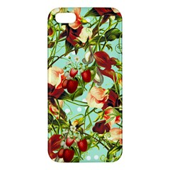 Fruit Blossom Apple Iphone 5 Premium Hardshell Case