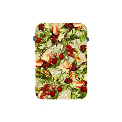 Fruit Blossom Beige Apple Ipad Mini Protective Soft Cases