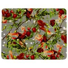 Fruit Blossom Gray Jigsaw Puzzle Photo Stand (rectangular)