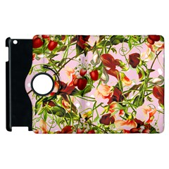 Fruit Blossom Pink Apple Ipad 2 Flip 360 Case