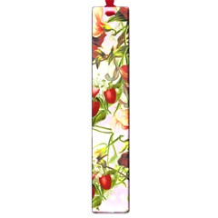 Fruit Blossom Pink Large Book Marks