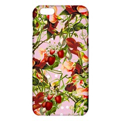 Fruit Blossom Pink Iphone 6 Plus/6s Plus Tpu Case