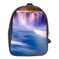 Waterfall School Bag (large)