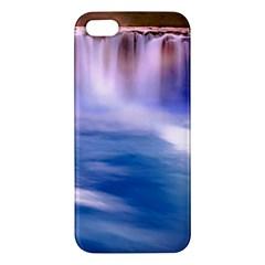 Waterfall Iphone 5s/ Se Premium Hardshell Case