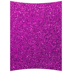 Pink  Glitter Back Support Cushion