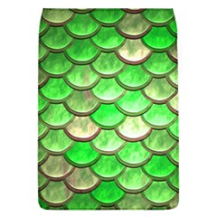 Green Mermaid Scale Removable Flap Cover (l) by snowwhitegirl