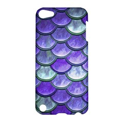 Blue Purple Mermaid Scale Apple Ipod Touch 5 Hardshell Case
