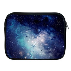 Nebula Blue Apple Ipad 2/3/4 Zipper Cases