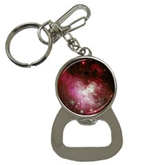 Nebula Red Bottle Opener Key Chains