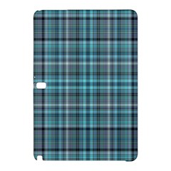 Teal Plaid Samsung Galaxy Tab Pro 12 2 Hardshell Case