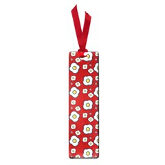 Eggs Red Small Book Marks