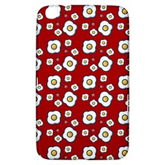 Eggs Red Samsung Galaxy Tab 3 (8 ) T3100 Hardshell Case