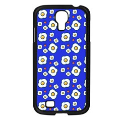 Eggs Blue Samsung Galaxy S4 I9500/ I9505 Case (black)