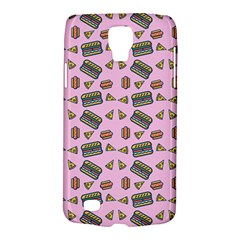 Fast Food Pink Samsung Galaxy S4 Active (i9295) Hardshell Case