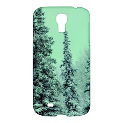 Winter Trees Samsung Galaxy S4 I9500/i9505 Hardshell Case