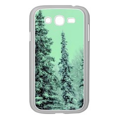 Winter Trees Samsung Galaxy Grand Duos I9082 Case (white)